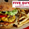 Burger Five Guys