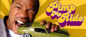 pimp my ride de MTV avec xzibit