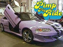Pimp My Ride Voiture Tunée