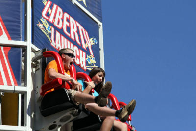Parc Holiday World, attraction Liberty Launch
