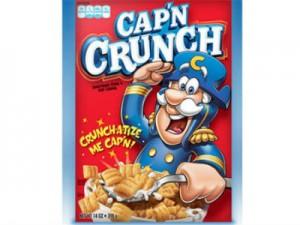Céréales Cap'n Crunch
