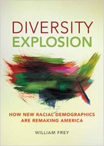 Le livre Diversity Explosion de William Frey