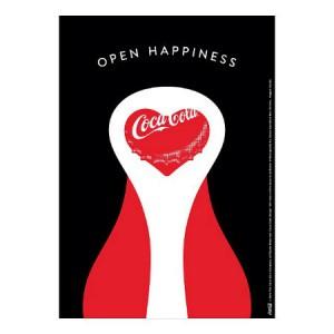 bouteille de coca-cola revisitée