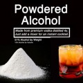 Palcohol, l'alcool en poudre