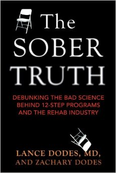 Couverture du livre The Sober Truth