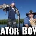 Alligators - émission TV Gator Boys
