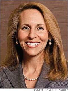 Carol Meyrowitz, PDG de TJX Companies