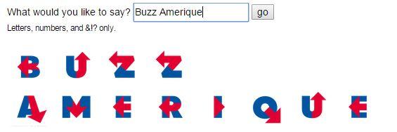 Générateur de logo Hillary Clinton