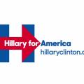 Logo de la campagne présidentielles d'Hillary Clinton