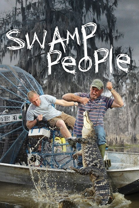 alligator - swamp people